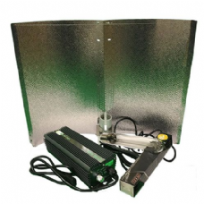 Solistek 600W Digital Ballast, Solistek 600W Bulb With Flexi Wing Reflector Lighting Kit